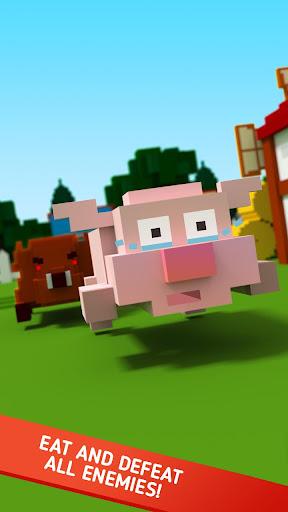 Piggy.io - Pig Evolution io games 1.5.0 screenshots 2