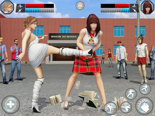 High School Bully Gangster: Karate Fighting Games 1.0.10 screenshots 8