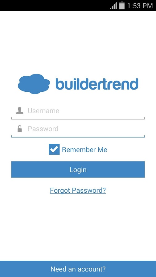 Buildertrend- screenshot