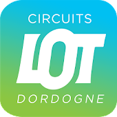 Circuits Lot et Dordogne