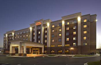 Hampton Inn & Suites Minneapolis St. Paul Airport - Mall of America