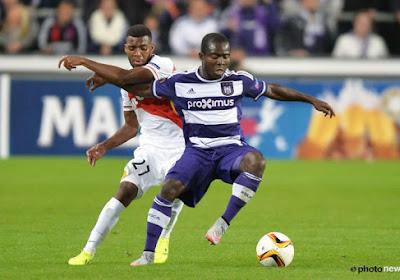 """Acheampong: """"S'il ne m'arrête pas, je vais au but"""""""