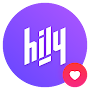 Hily Dating: Chat, Match & Meet Singles APK icon