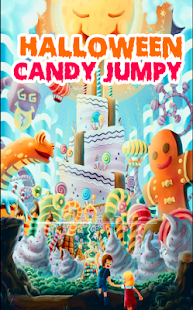 Candy Mania jam : Trick or treat ? - náhled