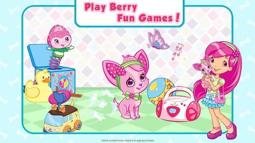 Strawberry Shortcake Puppy Palace android2mod screenshots 4