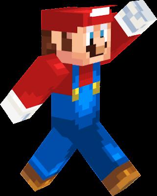 Mario Nova Skin - Skins para minecraft wii u