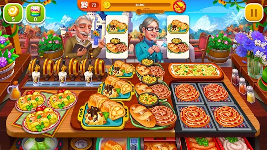 Cooking Hot Mod Apk- Craze Restaurant Chef (Unlimited Money) 6
