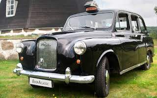 Austin London Taxi Rent Skåne