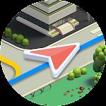 Karta GPS - Offline Navigation Icon