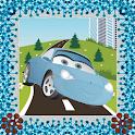 Mcqueen Car Racing Games icon