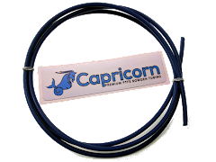 Capricorn XS Series PTFE Bowden Tubing Cut to Length - 1.75mm (1m)