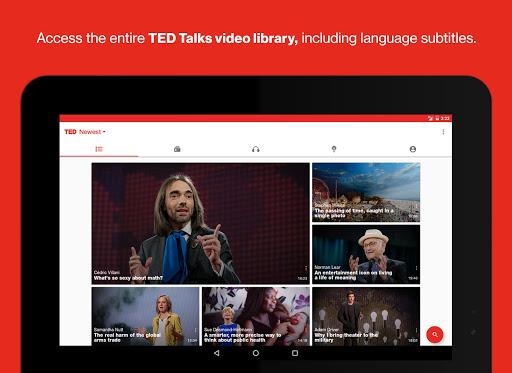 TED  screenshots 8