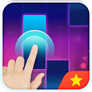 Crazy Black and White Tiles - Best Piano Tiles