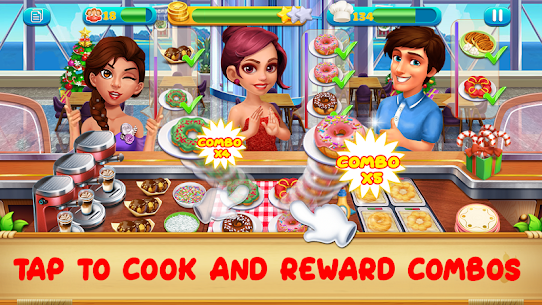 Cooking Mission – Tasty coffee manager 1