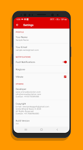 Global Bharat News for PC-Windows 7,8,10 and Mac apk screenshot 7