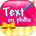 Write On Pictures Photo Editor icon