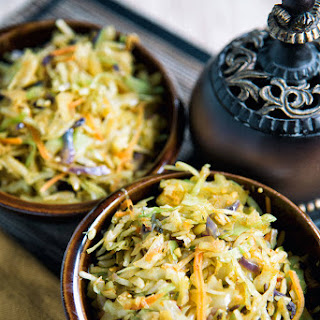 Cumin-Cooked Cabbage