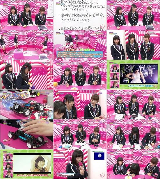 (TV-Variety)(480P) NMB48 Kawaiian TV – Collection 1511104 ~ 151111