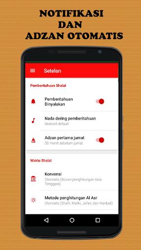 Alarm Adzan Otomatis  screenshots 2
