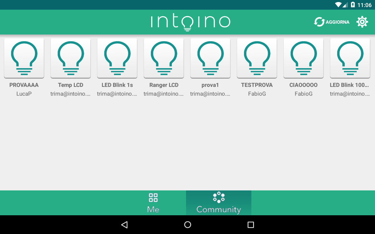 Intoino- screenshot