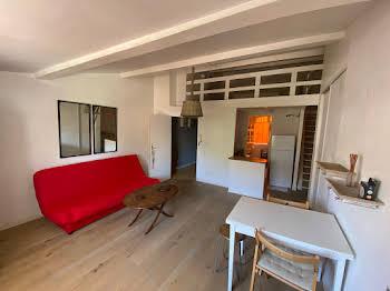 Appartement meublé 2 pièces 32,49 m2