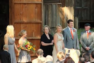 Photo: Wedding Ceremony Officiant Minister - Woodburn Plantation - Pendleton,SC - http://WeddingWoman.net