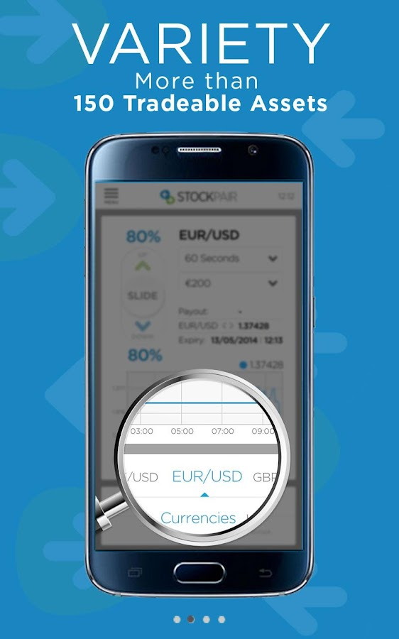 stockpair app