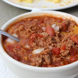 Crockpot Chili