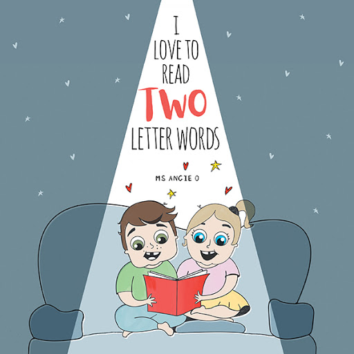 I Love To Read Two Letter Words cover