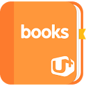 U+스토어 books [U+북마켓 이북/만화] icon