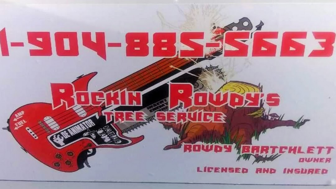 Rockin Rowdy S Tree Service Llc Arborist And Tree Surgeon In Jacksonville