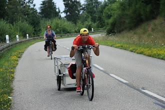 Photo: Jour 4 - Sarreguemines>Niederbronn