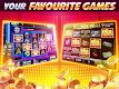 screenshot of GSN Casino: Play casino games- slots, poker, bingo