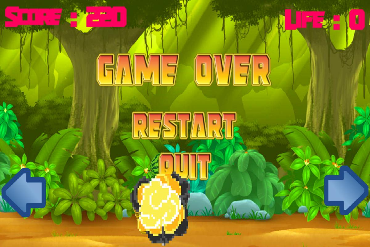 Fruit bump game free download - Fruits Catch Screenshot