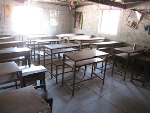 Photo: One of the classrooms.