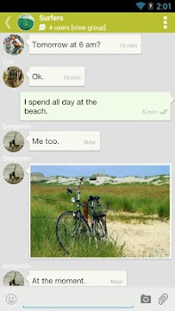 TWIN Free SMS