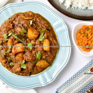 Kerala Potato Curry Recipes