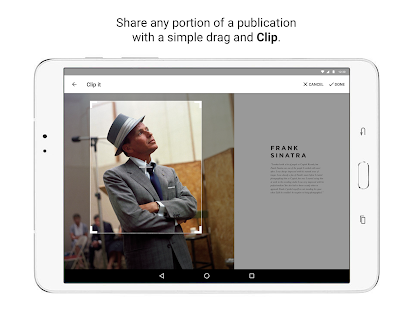 issuu - Read Magazines, Catalogs, Newspapers.: miniatura de captura de pantalla