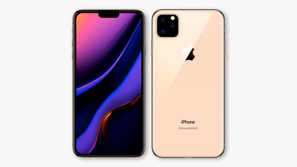 Sforum - Trang thông tin công nghệ mới nhất ip2019-960x540 Apple đang phát triển iPod Touch Gen 7, iPhone 2019 sẽ có cổng USB Type-C?
