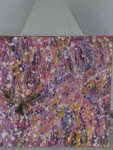 Photo: Spring Nest Oil/Feathers 90cmx90cm $300