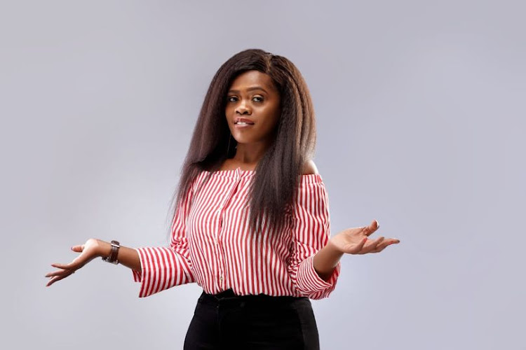 Gospel singer Betty Bayo