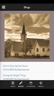 Christ Lutheran~Pickrell - Pickrell, NE - náhled