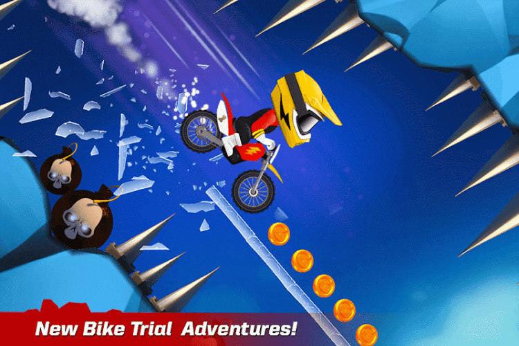 Bike Up! - screenshot