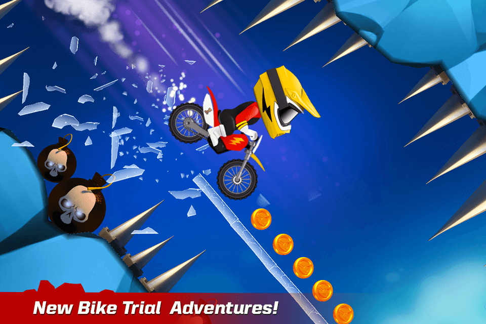 Bike Up!- screenshot