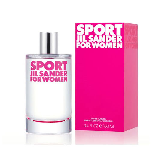 Jil Sander Sport For Women, EdT
