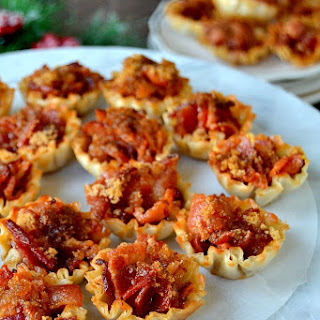 Maple Caramel Bacon Crack Bites.