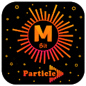 Music Beats Master - Particles Music Video Maker icon