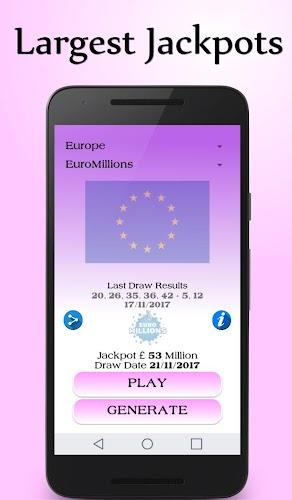 Download Lotto Rich Mega Millions PowerBall APK latest version app