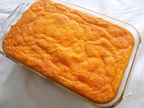 Bacon And Cheese Grits Casserole Recipe