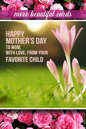 PC u7528 Mothers Day Greeting Cards 2